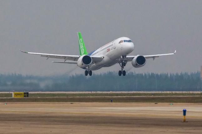 中俄宽体大飞机c929又要来了!