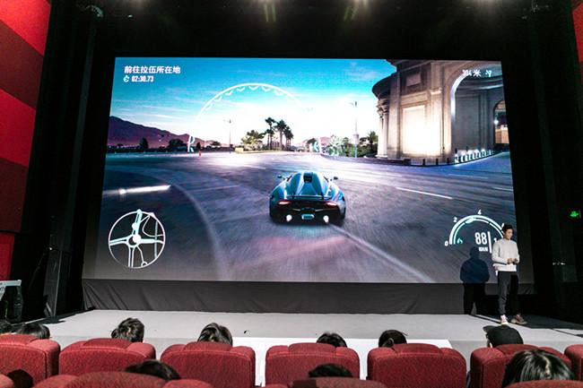 8.三星LED电影屏上畅玩赛车游戏_副本.jpg