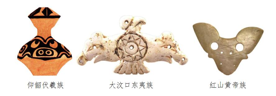 qq华夏伏羲陵墓_反山墓地的琮王神徽为何令人争执不休?秘密藏在一张星象图中