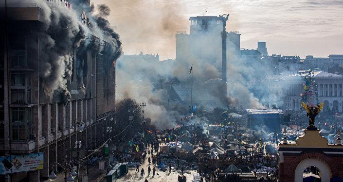 莫斯科法院裁定2014年基辅事件为国家政变