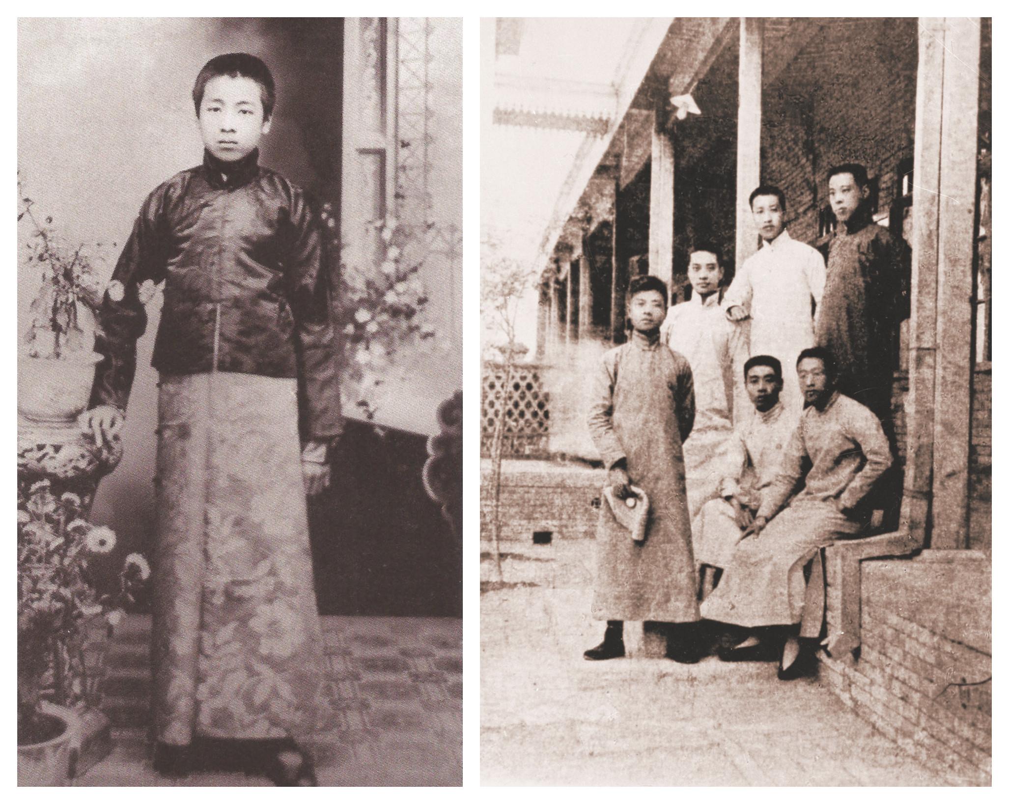 在奉天东关模范学校读书时的周恩来(1912年)_副本.jpg