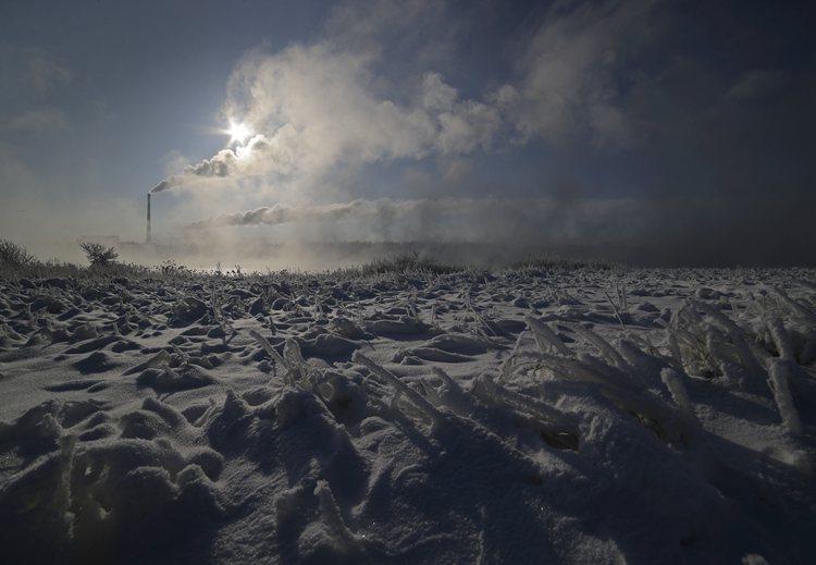 (外代一线)(9)欧洲遭遇极寒天气-FZ00031339761.jpg