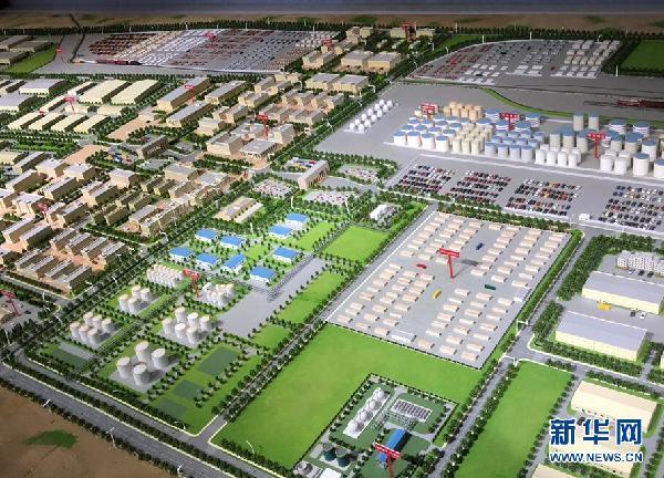 【新时代·幸福美丽新边疆】阿拉山口市:戈壁荒滩上崛起希望之城