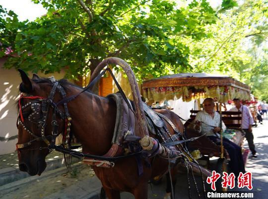 幸福美丽新边疆新疆伊犁民俗旅游开辟增收新途径