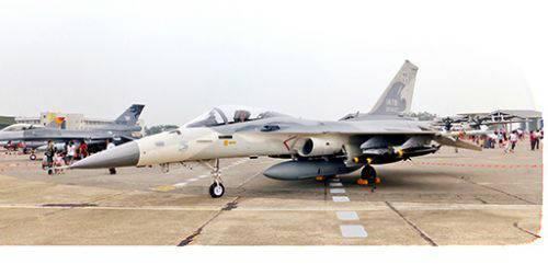 F-CK-1战机