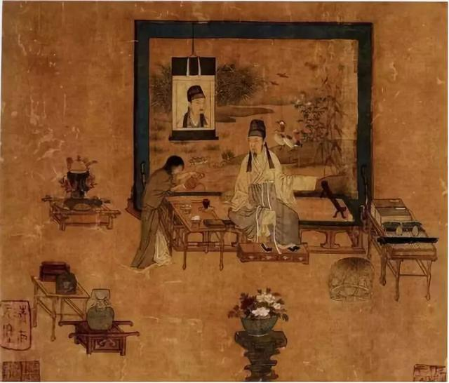 《宋人人物图册》宋, 佚名绘。 现藏于台北故宫博物院.jpg