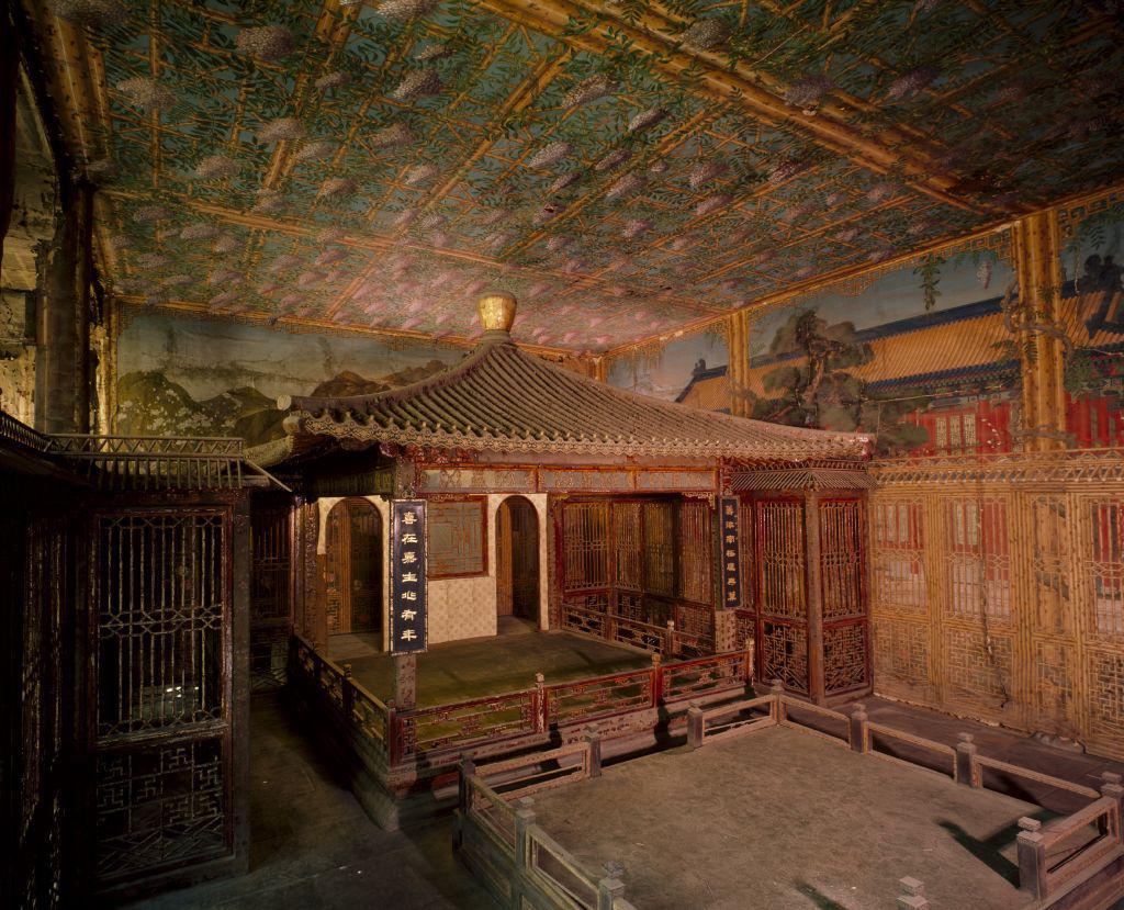倦勤斋内部图。 来自北京故宫博物院网站.jpg