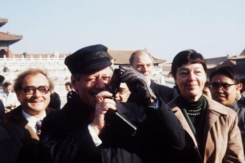 1975年11月施密特总理和夫人游览故宫.jpg