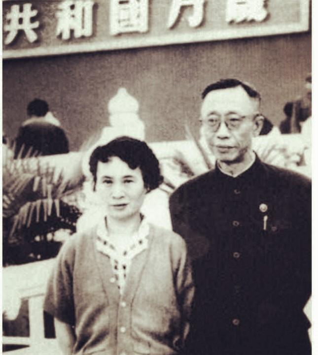 溥仪和后来的妻子李淑贤.jpg