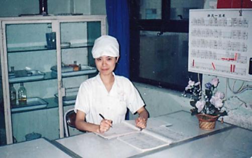 上海30年护龄护士遭失明打击,走出绝望成为护理专家