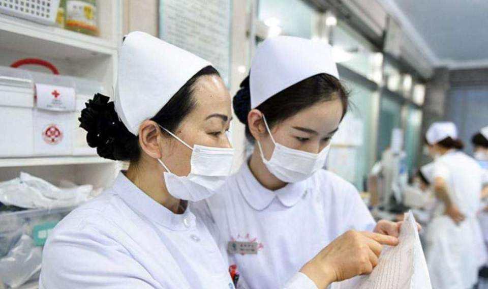上海护士总量大幅提升,每千人口注册护士已达3.86人