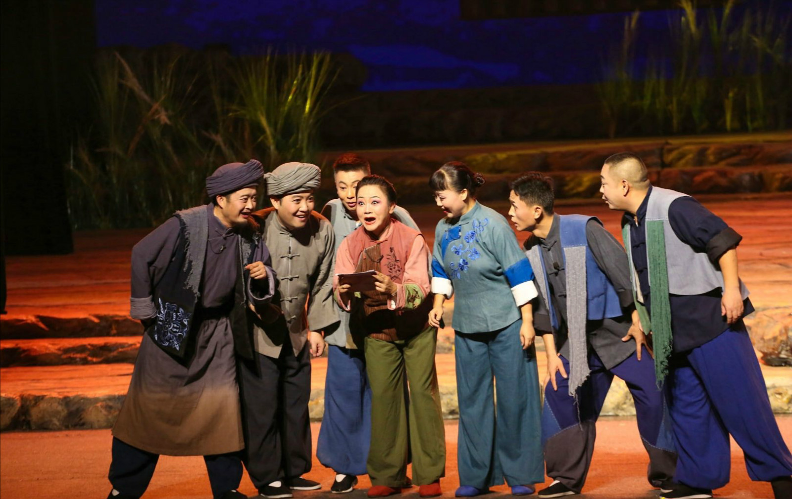 如何让真实的英雄故事在舞台上动人心魄――从十二艺节看现实题材的可贵探索
