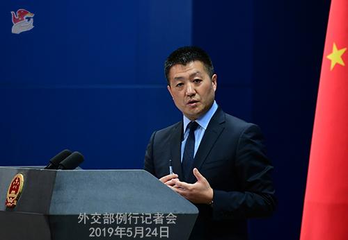 """美国务卿蓬佩奥称任正非为""""撒谎者"""",外交部这样怼了回去"""