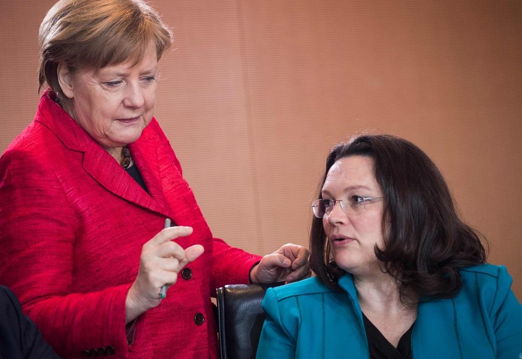 (外代一线)(1)德国社民党主席宣布辞职-FZ00032680087.JPG