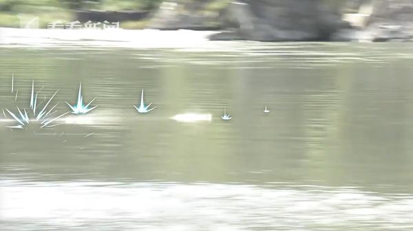 日本小伙打水漂获世界冠军 石头弹跳飞出100米