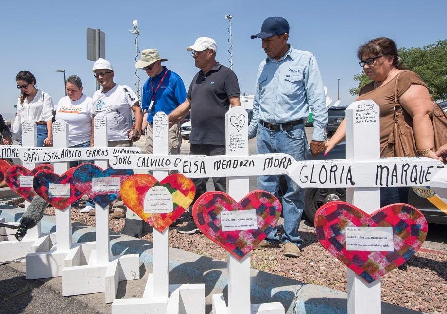 (外代一线)(9)美国得州枪击案遇难人数-FZ00032873511.JPG