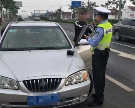 """142个违法!浦东交警隐患""""清零""""工作,查获一大量交通违法未处理车辆"""