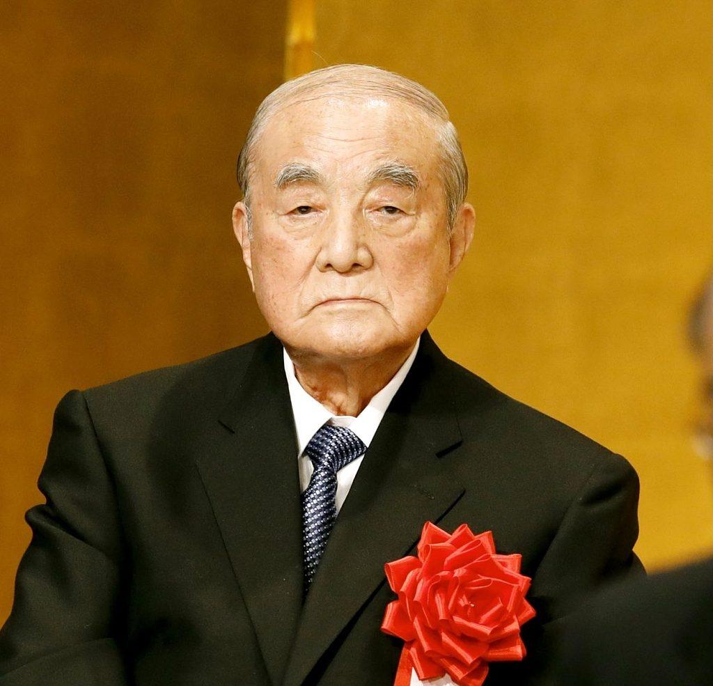 """""""日本前首相中曾根康弘去世""""的图片搜索结果"""
