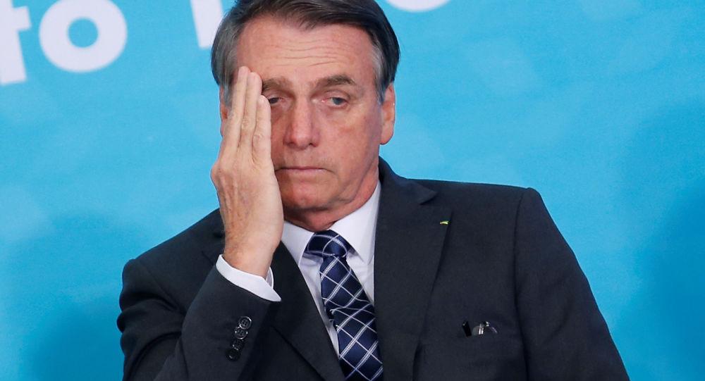 巴西总统:我可能患有皮肤癌