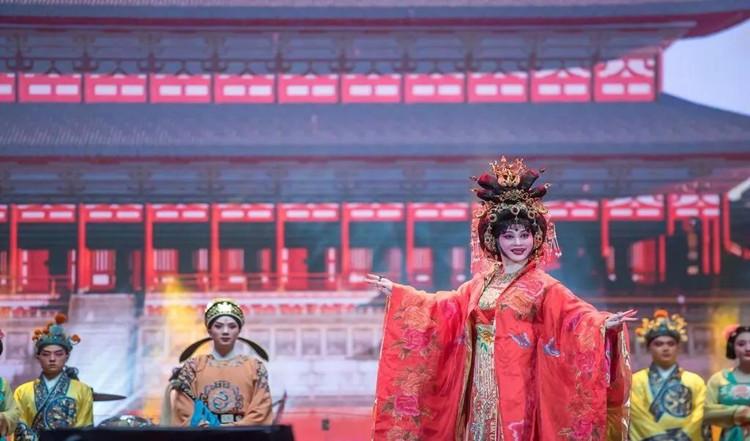跨出国门弘扬中华传统文化 陕西