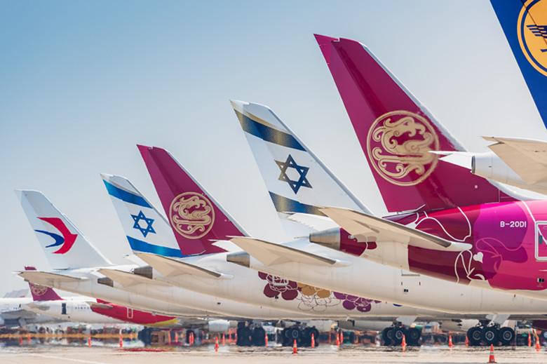 机场国际出港货量激增,货运航班高位运行成为新常态。.jpg