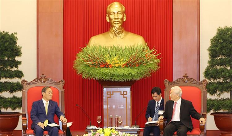 (国际)(1)日本首相访问越南 (4193238)-20201024014649.JPG