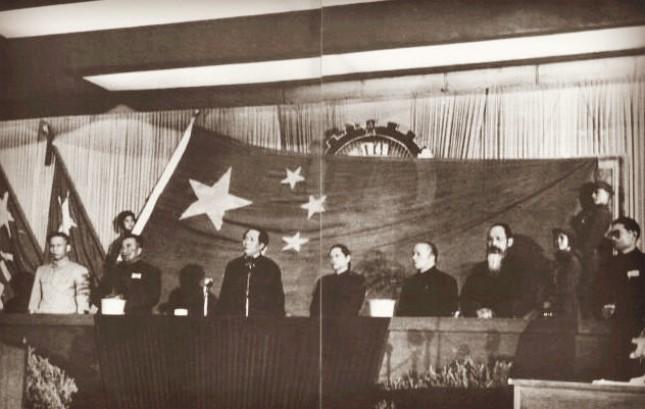 1949年,新政协筹备会常委合影.jpg