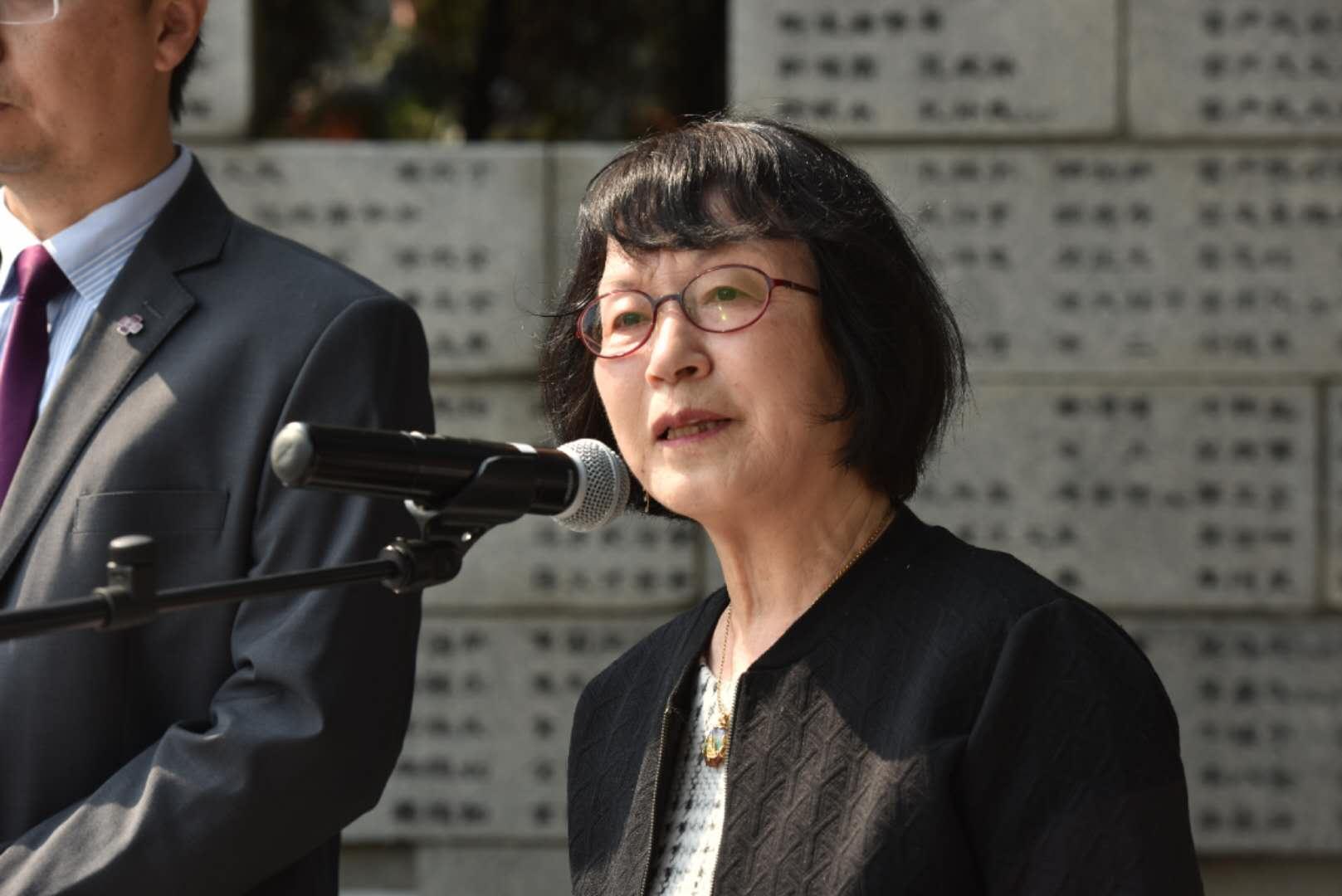 南京,清明祭,大屠杀幸存者后代传承记忆行动启