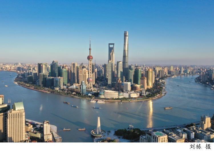 上海力助外资跑出加速度|报告热词,上海实践